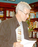 Nicholas Jose - Book launch - May 2007